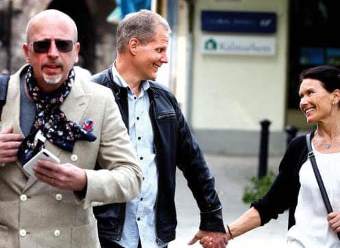 Advokat Thomas Magnusson i Kalmar räddar Kaj Linna